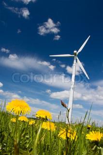 Billede af 'vindmølle, alternativ energi, alternativ'