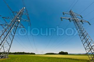 Billede af 'energier, poler, linjer'