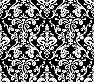100+ Impressive Black and White Patterns Collection ...