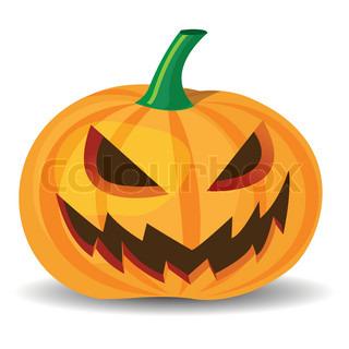 Vektor af 'halloween, clipart, skræmmende'