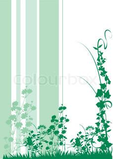 Vektor af 'clipart, planter, plante'