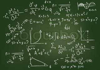 Bild von 'kreide, raumlehre, mathematik'