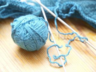 Image of 'knitting, handicraft, handcraft'