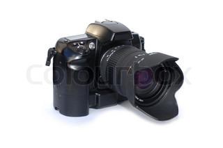 Bild von 'kamera, Kamera, schwarz'