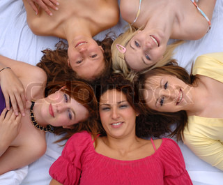 Billede af 'kvinder, hunner, eye shot'