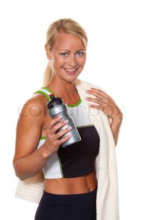 Billede af 'fitness, Sport, kvinde'