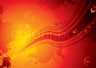 Vector of 'colours, art, graphic'