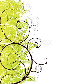 Vektor af 'grafik, plante, Plant'