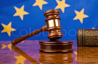 Billede af 'domstol, eu, love'