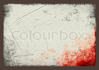 grunge background with stains, empty space for text. background template for webpage, design. clipping paths are included.