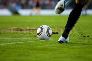 Billede af 'mænd, fodbold, bolde'