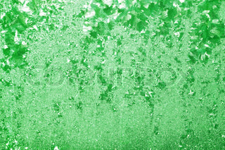 abstract green  shiny blur background