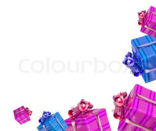 Several presents