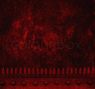 Dark red background concrete