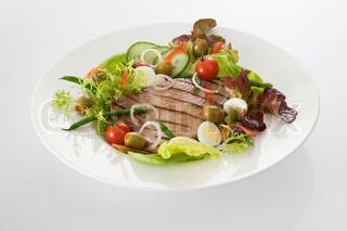 Billede af 'god mad, tallerken, sund'