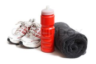 Training und Fitness-Schuhe