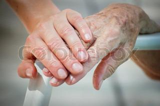 Billede af 'omsorg, pleje, fold'