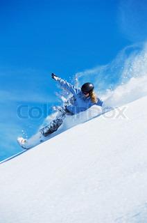 Billede af 'kvinde, adventure sport, tyverne'