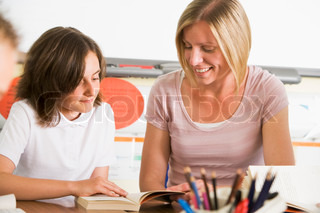 Image of '10 year old, reading, together'
