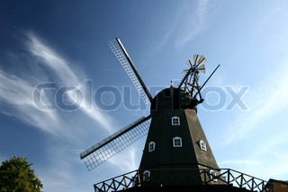 wind mills in denmark