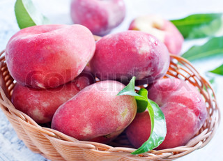 Image of 'pretty, peach, raw'