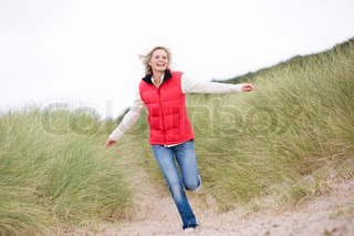 Image of 'women, outdoors, middle aged'