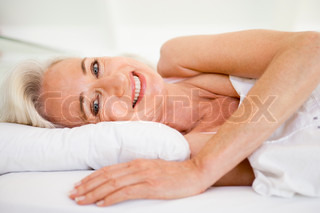 Image of 'sexy, mature, woman'