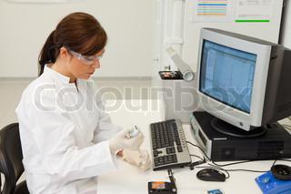 Bild von 'Forschung, Technologieforschung, Erforschung'