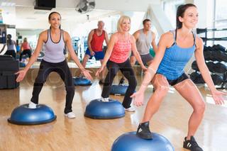Billede af 'fitness, aerobic, alderstegen'