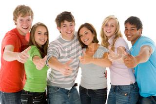 Billede af 'unge voksne, teenagere, 17 år gammel'