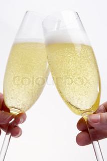 Bild von 'champagner, feier, kopie'