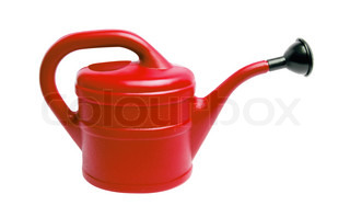 Watering-can Stock Images, Royalty-Free Images &amp- Vectors ...