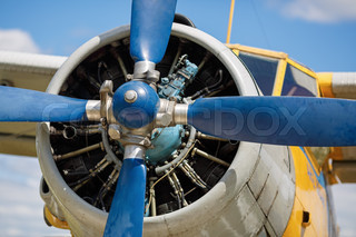 Engine propeller