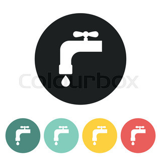 tap water icon.