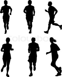 Grafiken von 'laufend, rennen, schatten'