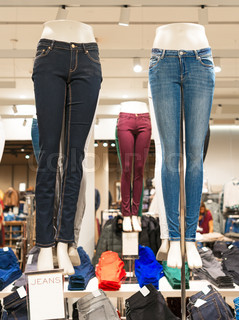 mannequin jeans industry