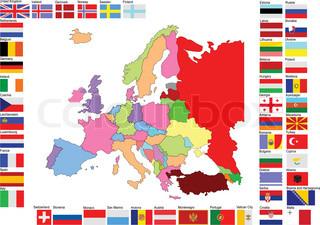 Grafiken von 'europa, Europa, Landkarte'