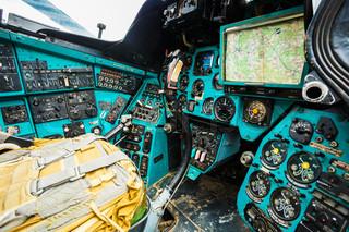 Russian Soviet multi-purpose transport helicopter Mi-24