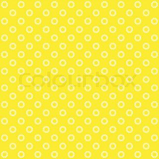 Simple colour background with circles