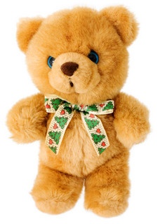Brown bear teddy