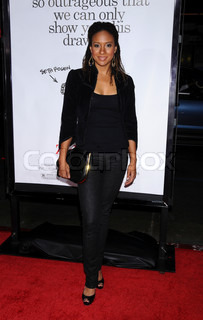 Tracie Thom at the 'Zack and Miri Make a Porno' Los Angeles premiere held at Grauman's Chinese Theatre - 20081020