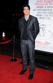 Brandon Routh at the 'Zack and Miri Make a Porno' Los Angeles premiere held at Grauman's Chinese Theatre - 20081020