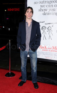 Justin Long at the 'Zack and Miri Make a Porno' Los Angeles premiere held at Grauman's Chinese Theatre - 20081020