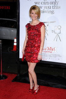 Elizabeth Banks at the 'Zack and Miri Make a Porno' Los Angeles premiere held at Grauman's Chinese Theatre - 20081020