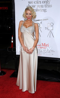 Katie Morgan at the 'Zack and Miri Make a Porno' Los Angeles premiere held at Grauman's Chinese Theatre - 20081020