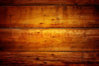 Weathered textured obsolete wooden rough planks background