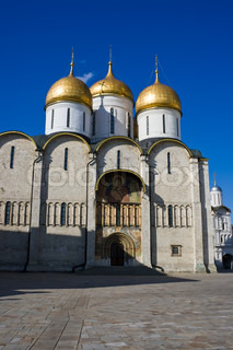 Dormition Cathedral, Moscow Kremlin