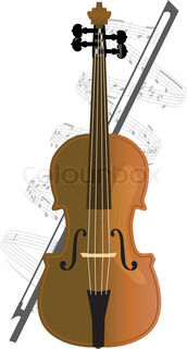 cello, violoncello on white background