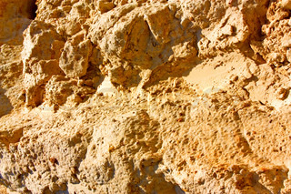 Sand pit as abstract background