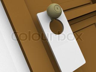 dieses foto darstellen hoteleingang in der d mmerung aufgenommen stock foto colourbox. Black Bedroom Furniture Sets. Home Design Ideas